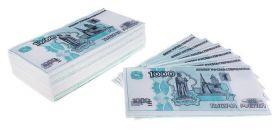 салфетка для декупажа 1000 купюра 32*32