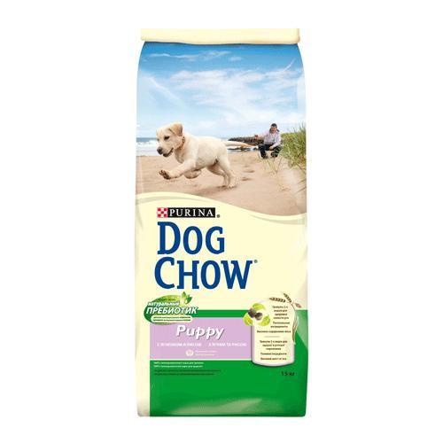 Pro Plan Puppy для щенков средних пород курица/рис