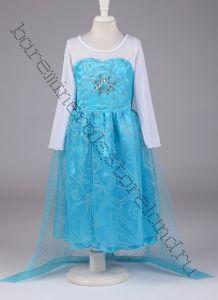 Костюм Эльзы платье Холодное сердце рост 120, 130 см