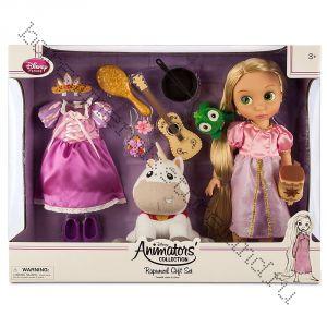 Кукла малышка Рапунцель подарочный набор