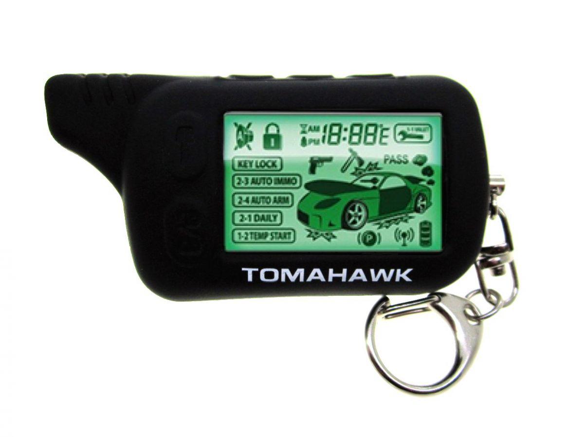 сигнализация на авто tomahawk tw 9010 инструкция