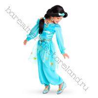Карнавальный костюм Жасмин 5/6 лет, на рост выше 116 см
