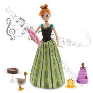 Кукла Анна поющая