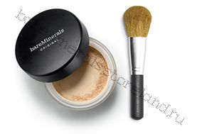 Пудра Foundation Original Spf 15 + Кисть Full Flawless Aplication Brush