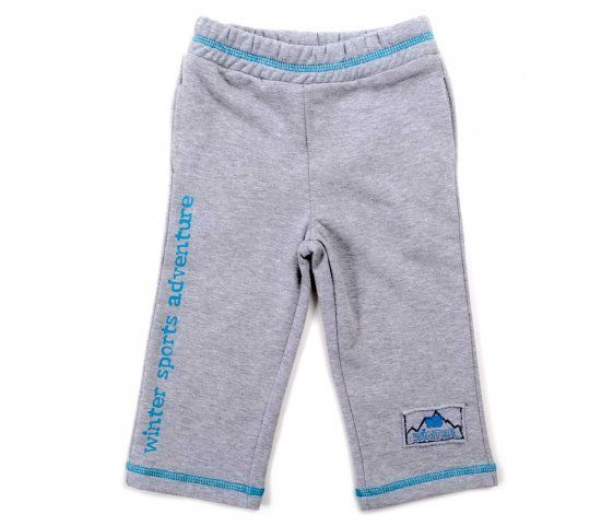 Штаны для мальчика с начесом (Размер: 104)