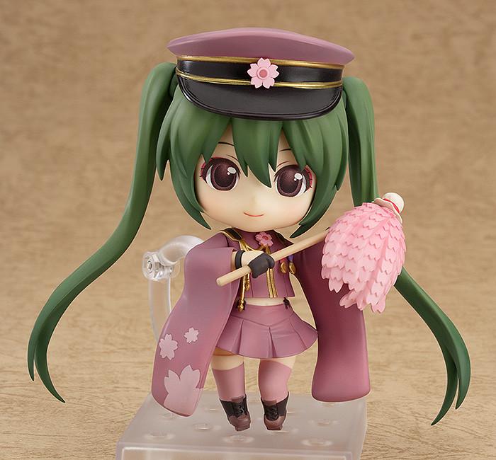 Фигурка Нендроид 480 Хатсуне Мику: Senbonzakura Ver.