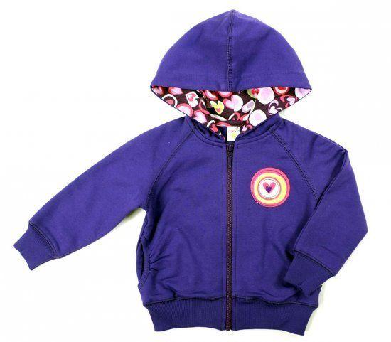 Теплая куртка для девочки (Размер: 104)