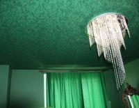 замшевый потолок